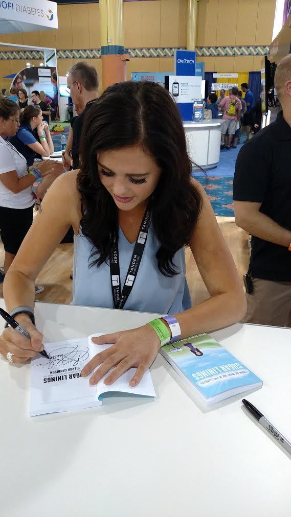 Sierra Signing Book
