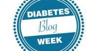 Diabetes Blog Week 2015