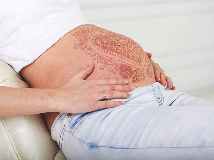 Can You Get a Tattoo While Pregnant? Here's What to Expect