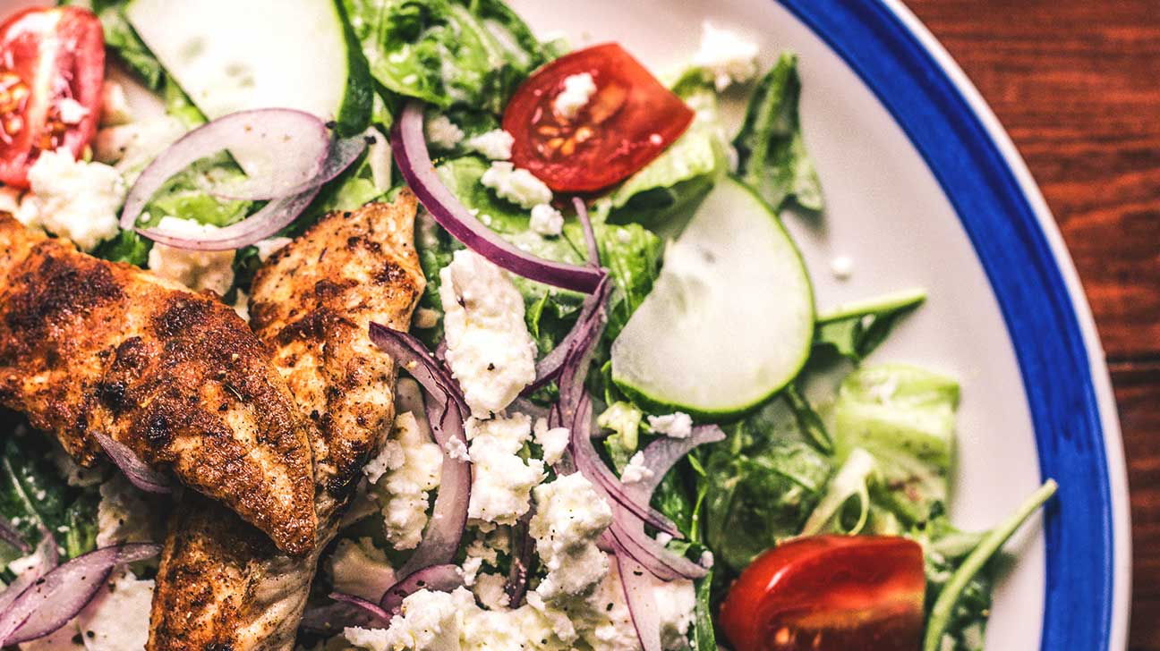 The Mediterranean Diet Might Improve Acid Reflux Better Than Drugs recommend