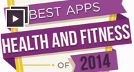 best health and fitness apps of the year