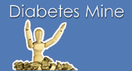 diabetes mine logo