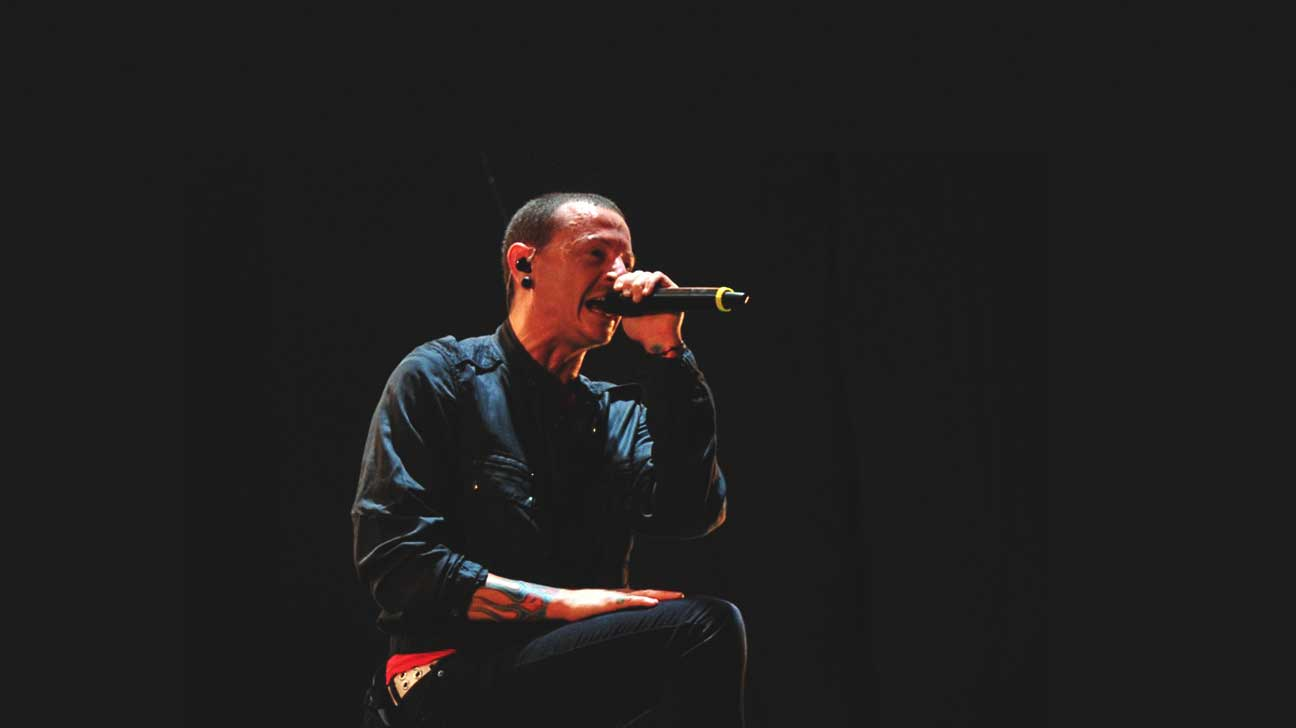 Linkin Park singer suicide