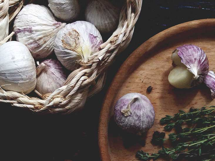 Foods With Healing Power The Benefits Of Garlic
