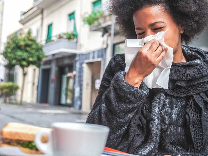 How To Prevent Runny Nose When Eating Spicy Food
