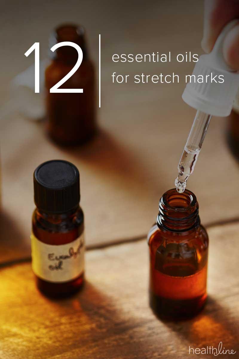 12 Essential Oils For Stretch Marks
