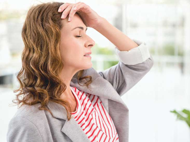 Headache on Top of Head: Causes, Dull, Left Side, and Right Side