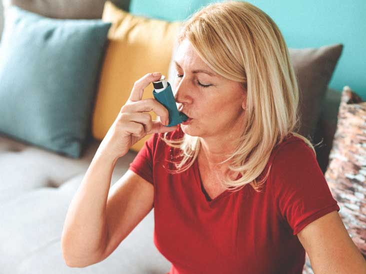 What happens if you use an expired inhaler