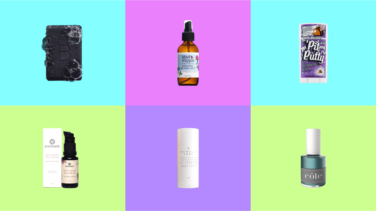 organic beauty alternatives