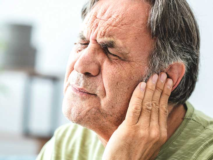 inflammation in older adults Ear