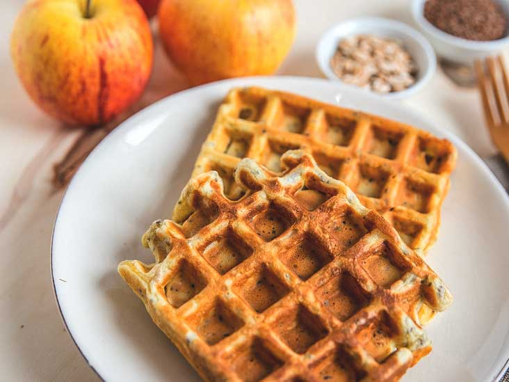 5 Diabetes-Friendly — and Delicious — Waffle Recipes