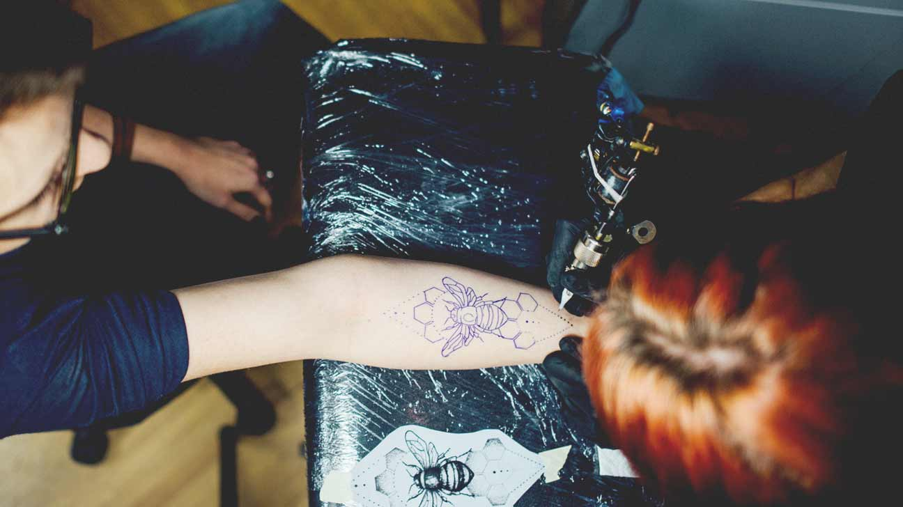 Before You Get a Tattoo - Beginners Guide to Getting a Tattoo