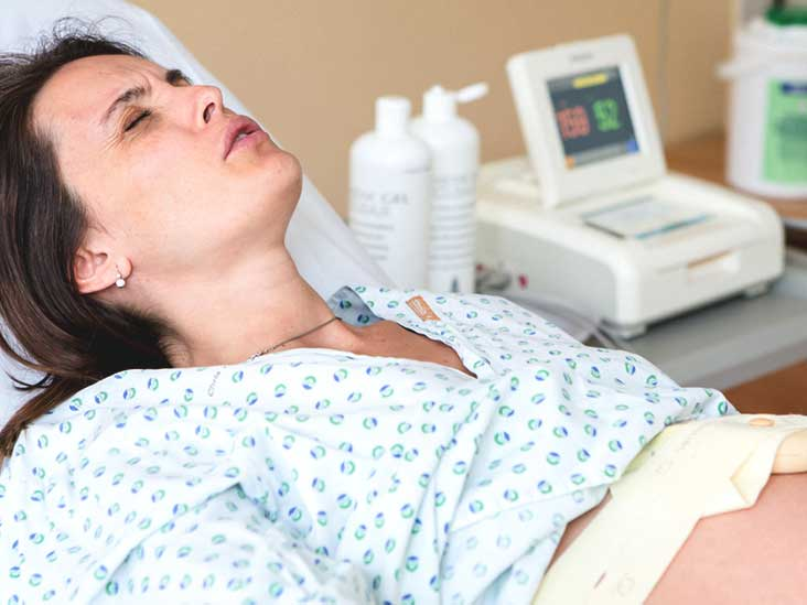 Infections In Pregnancy Post Cesarean Wound Infection