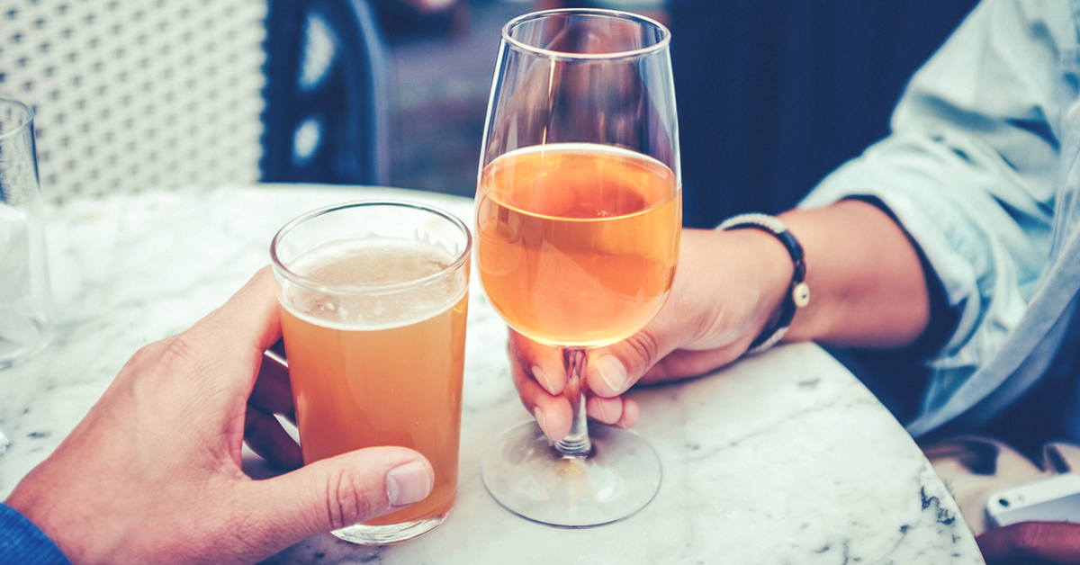 Does Alcohol Cause Acne? Effects of Beer, Wine, and More