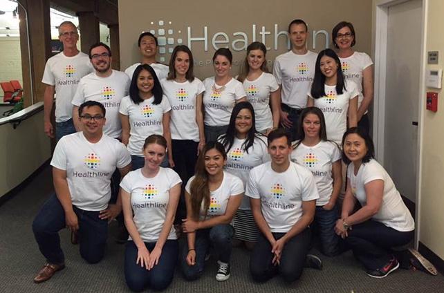 Healthline pride