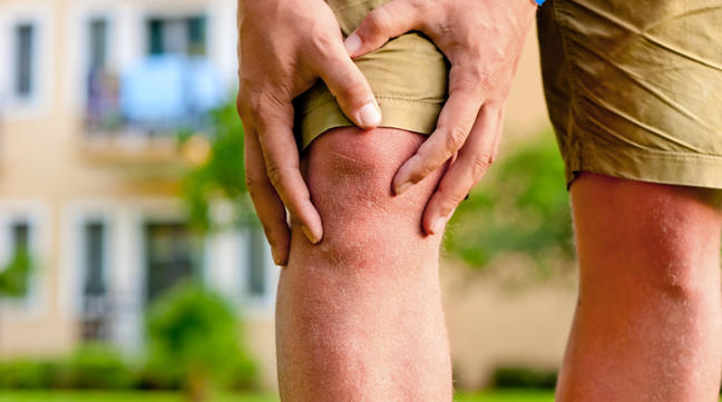 Treatment of Knee Joints Pain