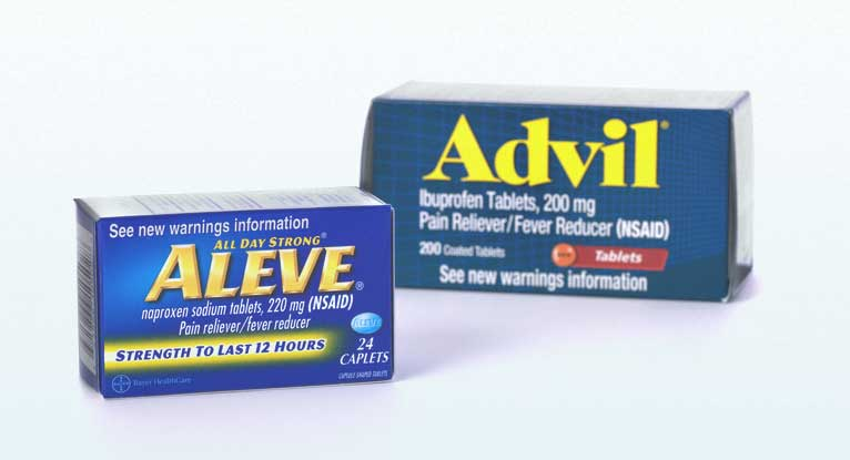 Combining Advil And Aleve Side Effects And Takeaways