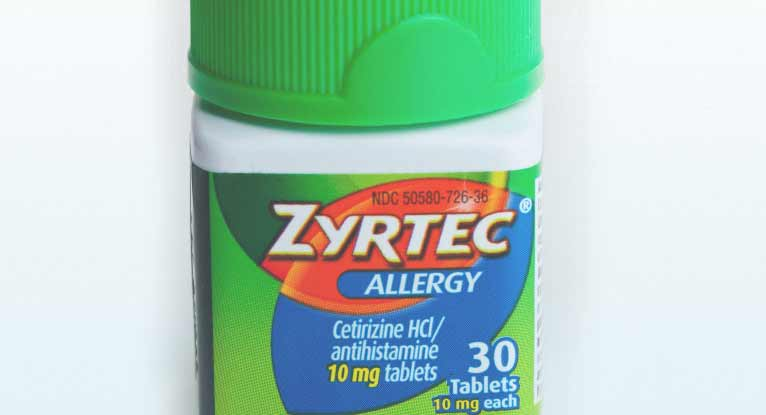Zyrtec for Child Allergies