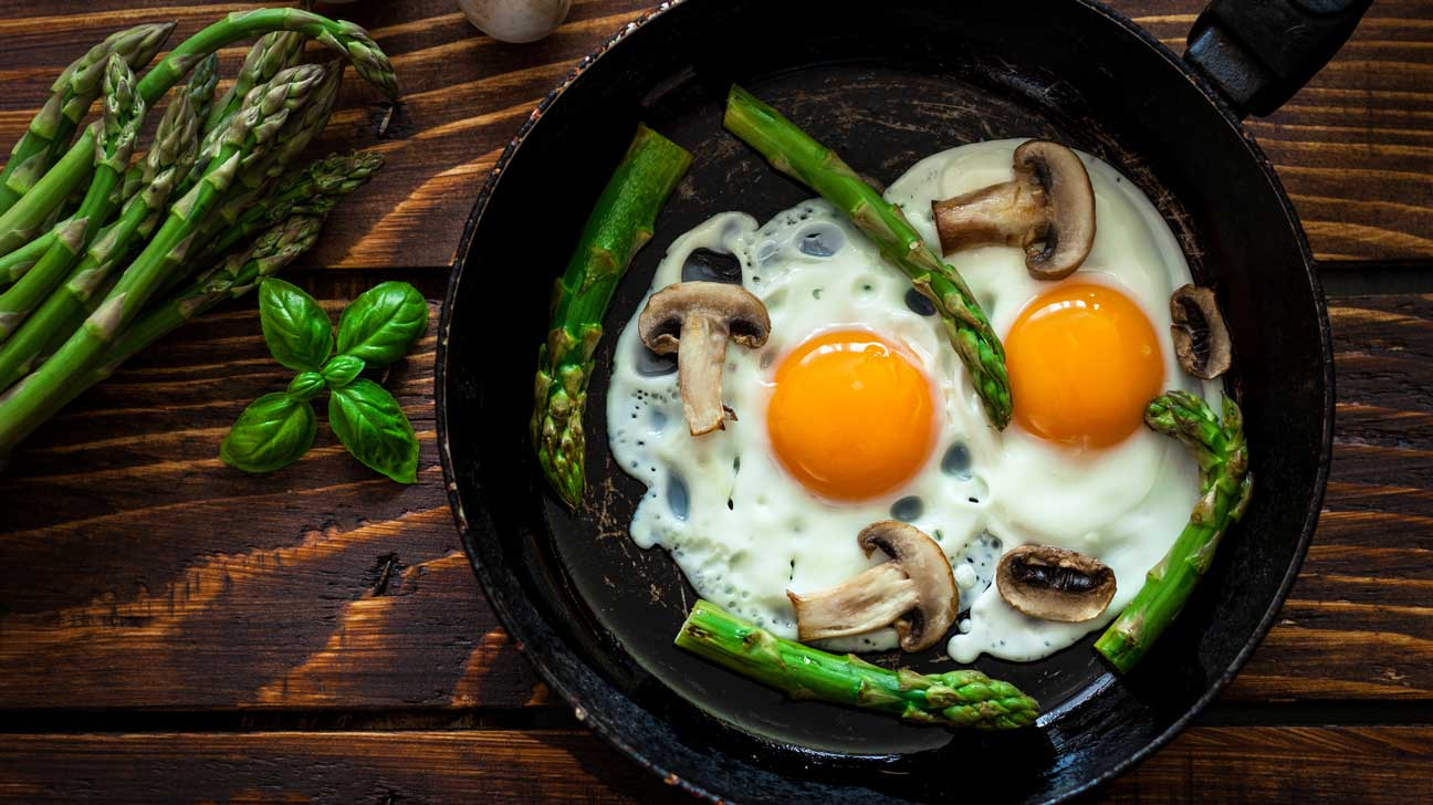 6 Reasons Why Eggs Are the Healthiest Food on the Planet