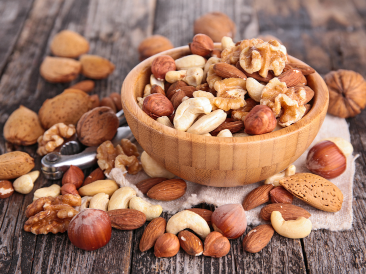 will eating nuts help you lose weight