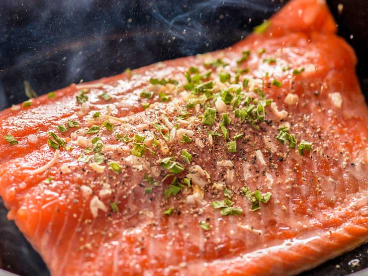 "the benefits in consuming genetically modified salmon Genetically engineered salmon on the are there any benefits to the genetically engineered salmon ""we cannot protect the wild salmon by eating wild salmon."