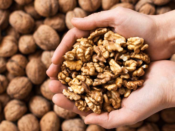 Walnuts 101: Nutrition Facts and Health Benefits