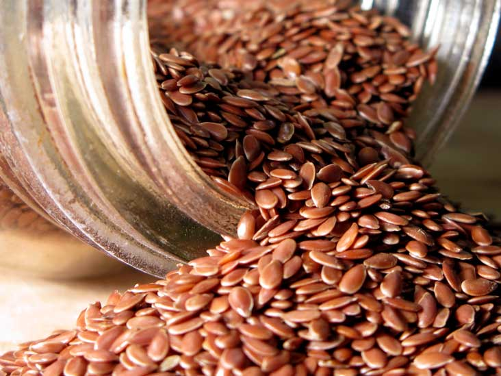 Top 10 Health Benefits Of Flax Seeds