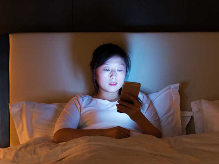 How Blocking Blue Light at Night Can Transform Your Sleep