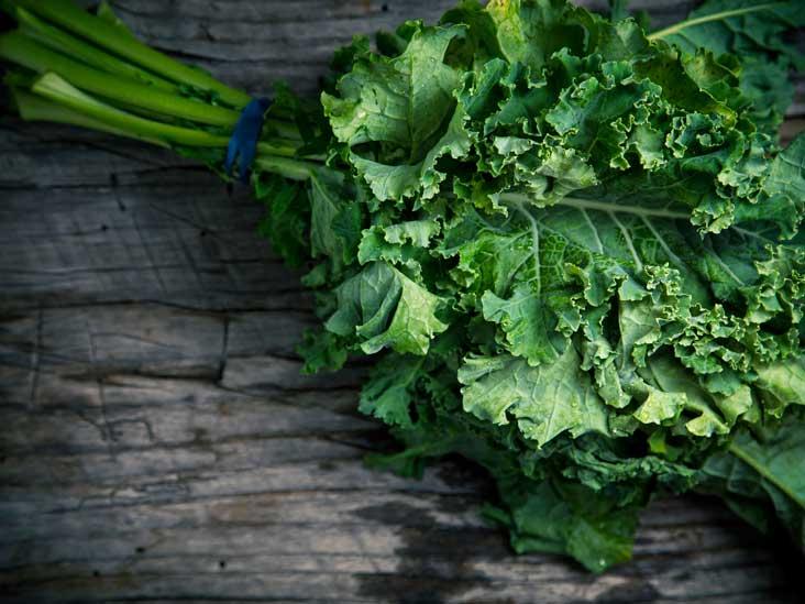 10 Health Benefits of Kale