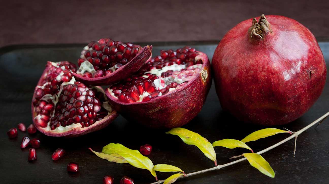 12 Health Benefits Of Pomegranate