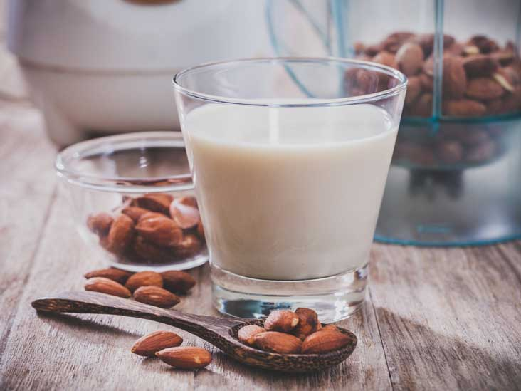 How to use Almond Milk for beautiful & lustrous hair
