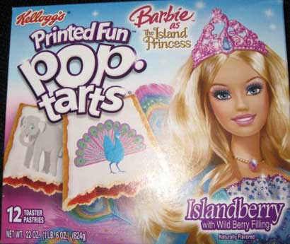 Barbie Pop Tarts