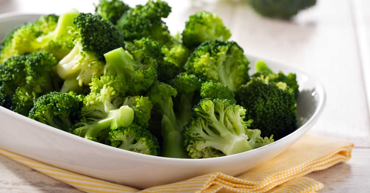 Broccoli help Fat Loss