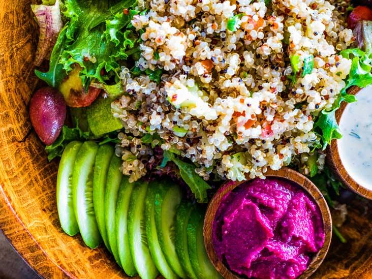 11 Proven Health Benefits Of Quinoa