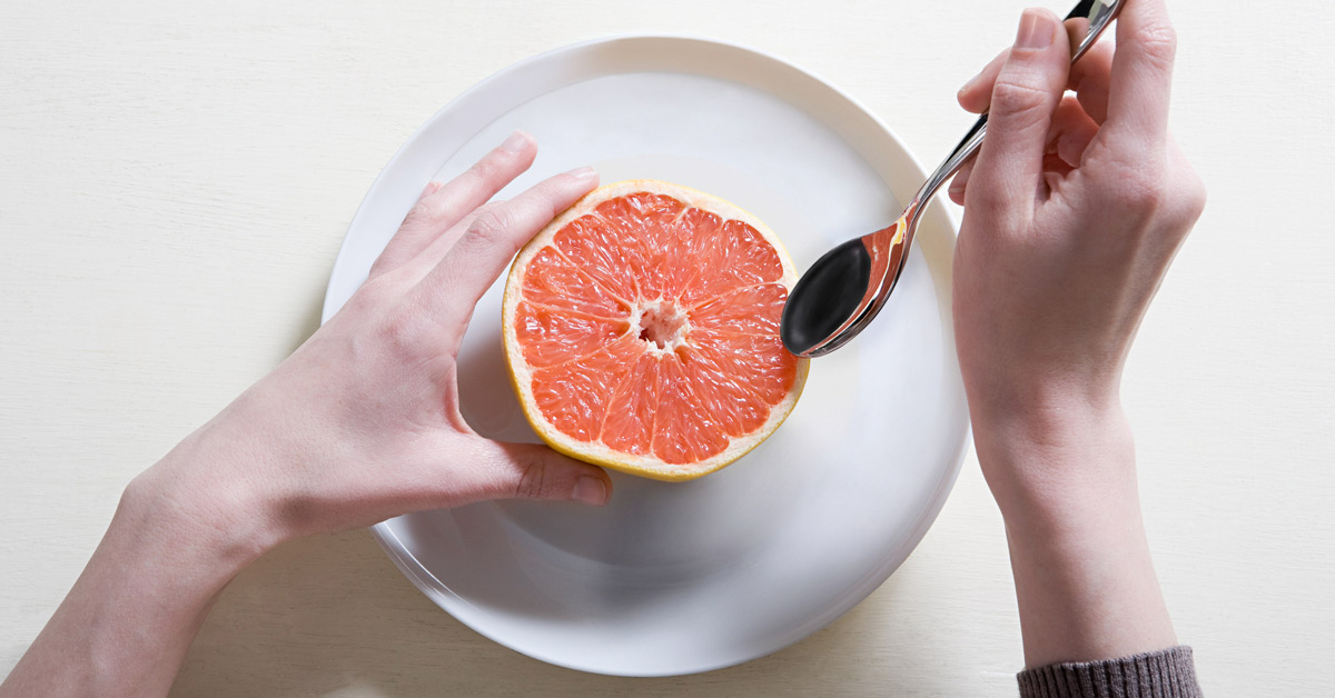 weight loss with orange juice diet