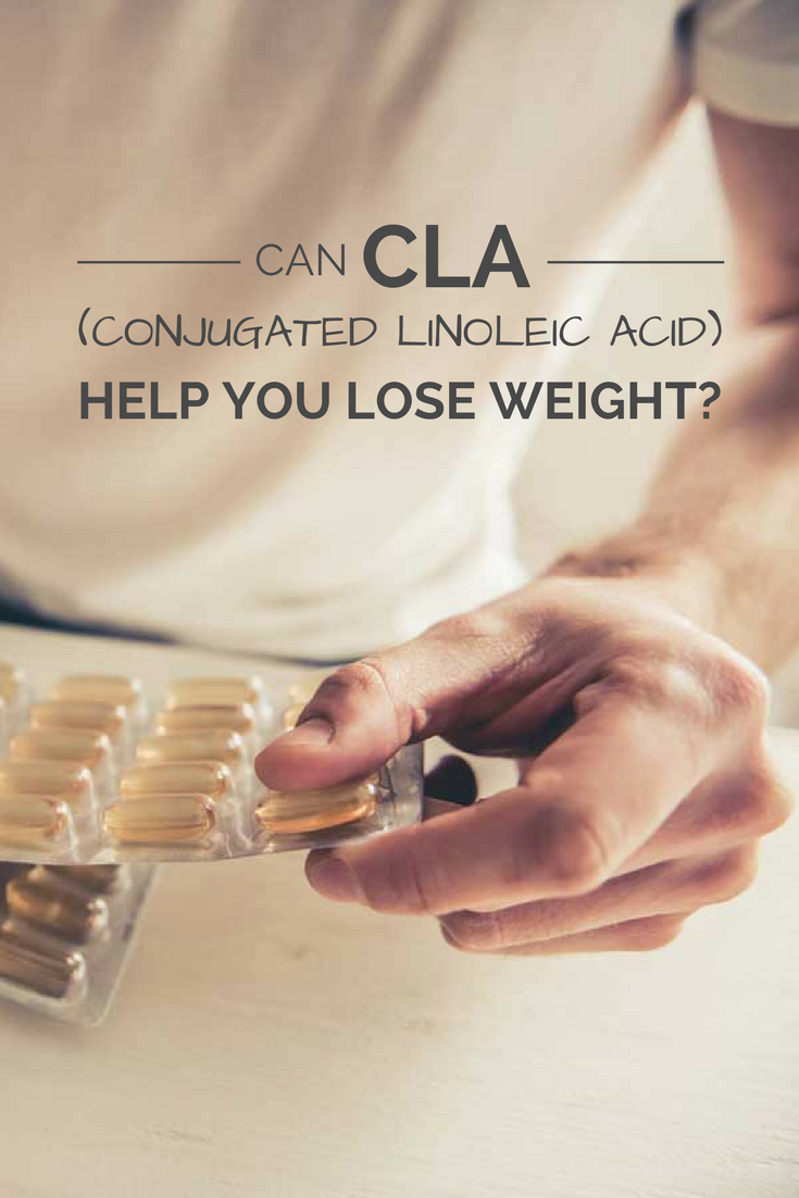 Can Cla Conjugated Linoleic Acid Help You Lose Weight