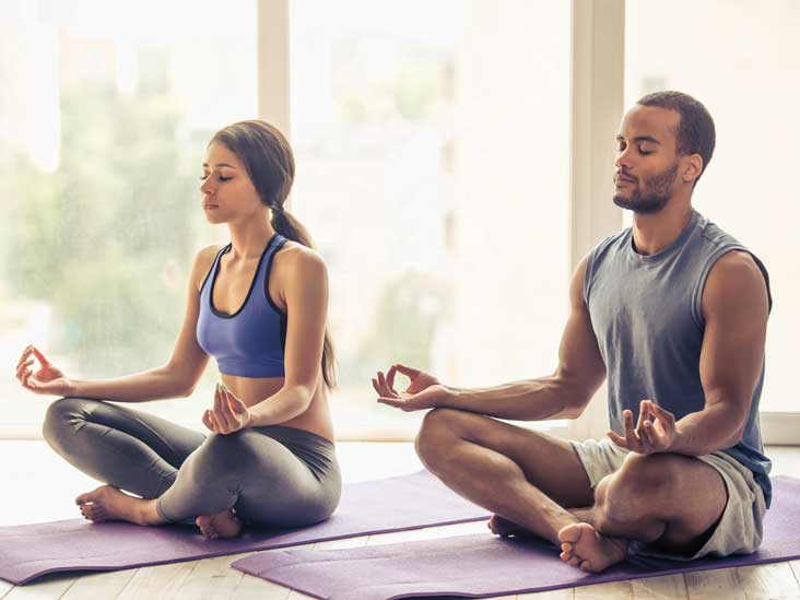 Natural Ways To Deal With Stress Meditation