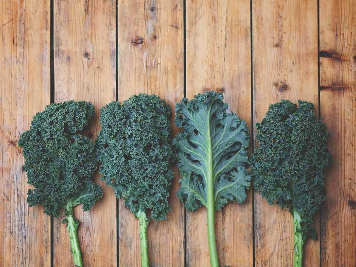 What good does kale do for your body