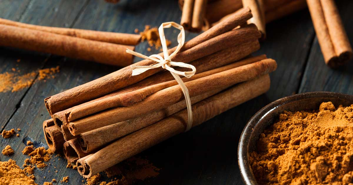 10 Evidence-Based Health Benefits of Cinnamon