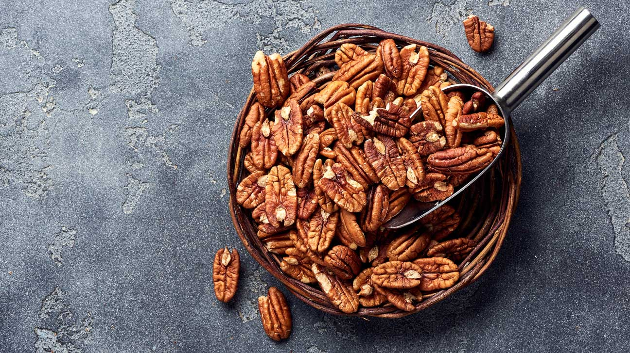 Nuts are protein or carbohydrates