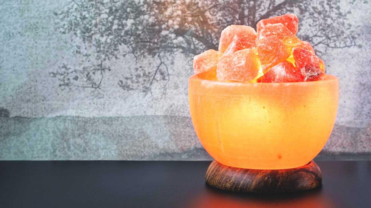 Himalayan salt lamps benefits and myths for Buy pink himalayan salt lamp