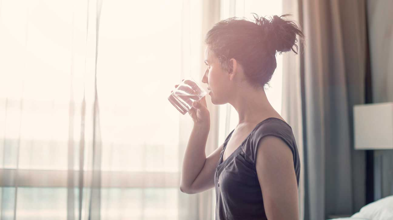 Three drinks to keep hormones normal. Women are advised to drink every day