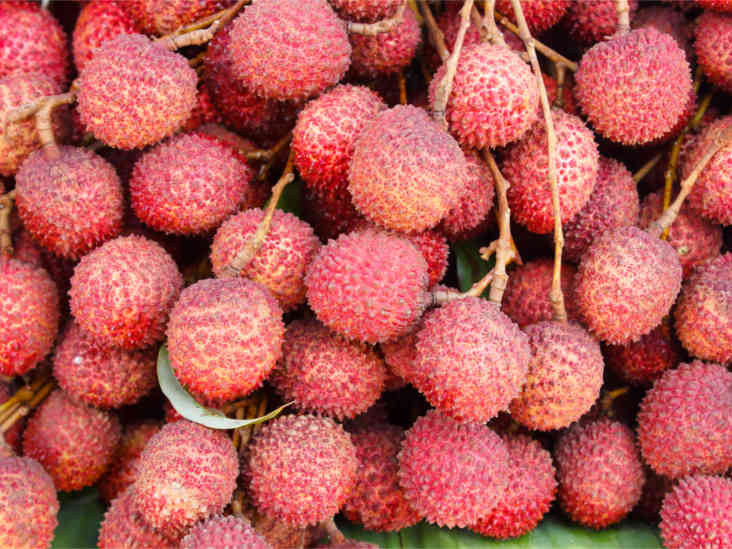 Lychees 101 Nutrition Facts And Health Benefits