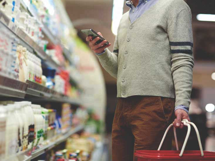How to Make a Healthy Grocery Shopping List