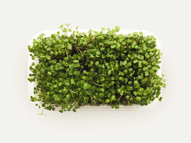Microgreens: Health Benefits, Nutrition and How to Grow Them