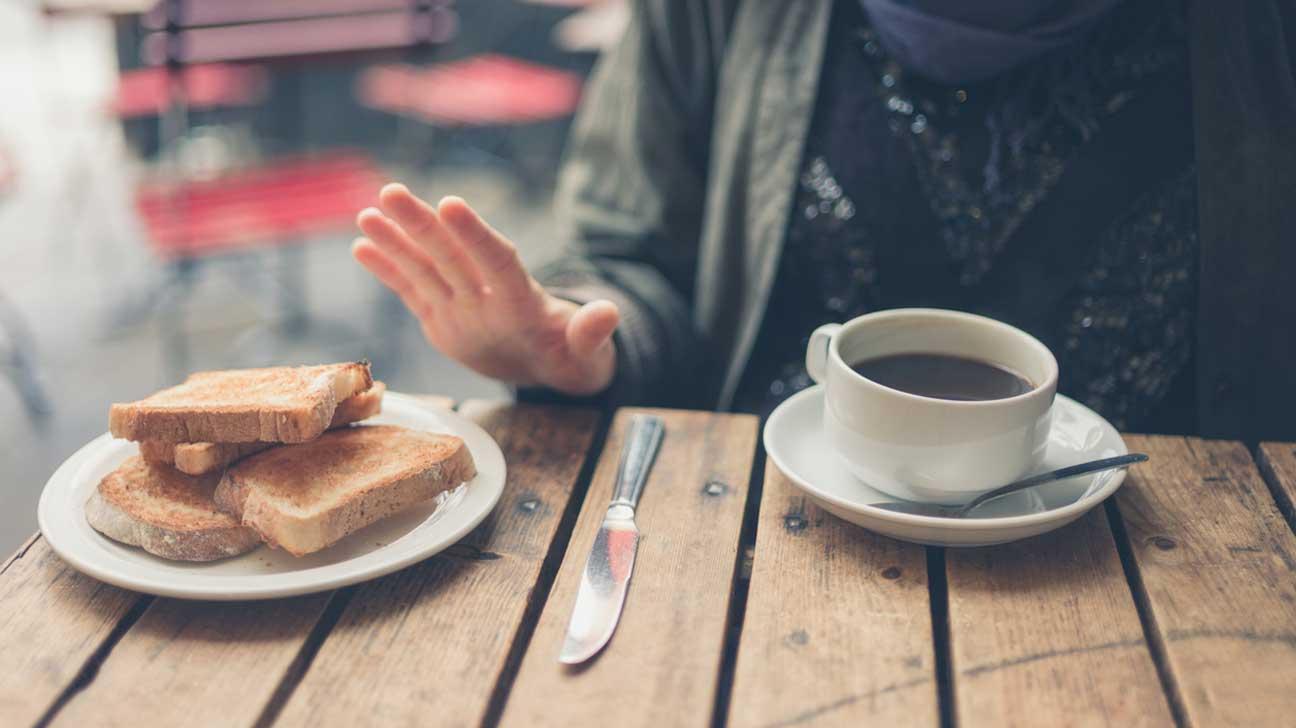 Most Common Signs Gluten Intolerant