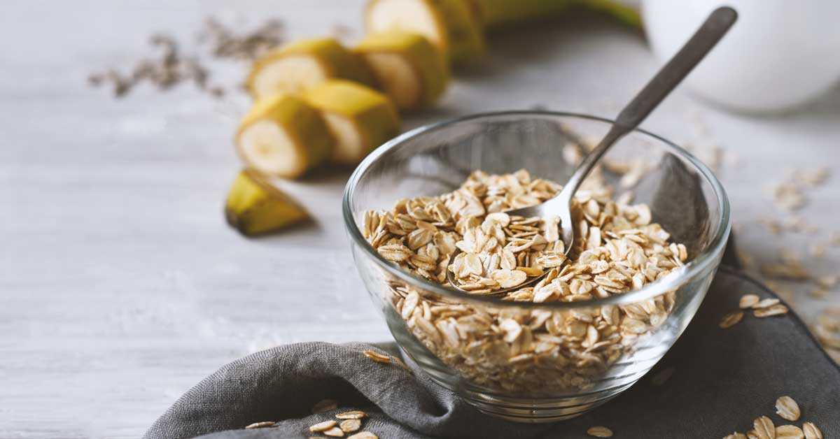 Oats 101: Nutrition Facts and Health Benefits