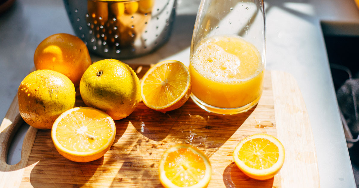 Surprising Health Benefits of Orange Juice
