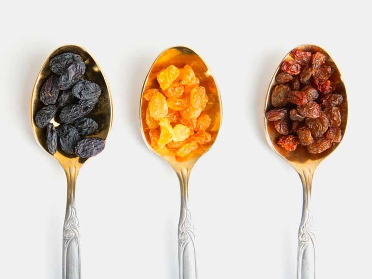 Raisins vs Sultanas vs Currants: What's the Difference?