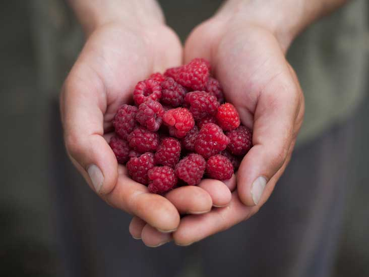 Red Raspberries: Nutrition Facts, Benefits and More